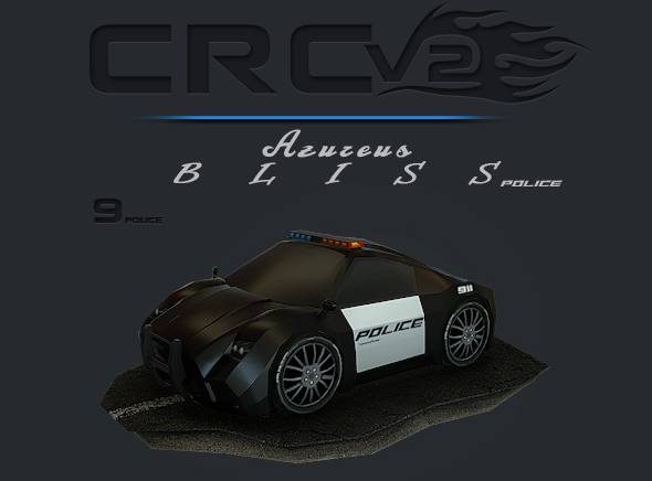 CRCPV2-09p – Cartoon Race Car Pack V2 09p - 3DOcean Item for Sale