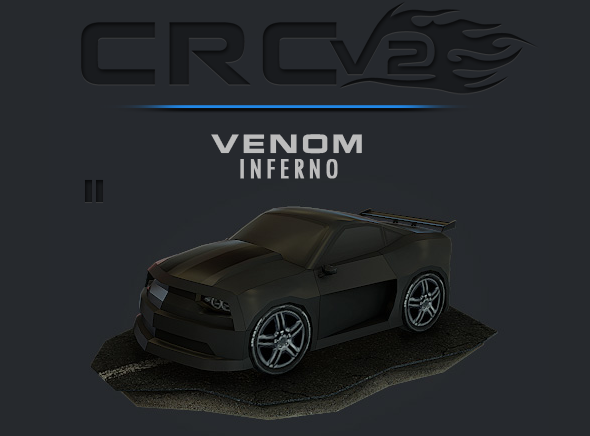 3DOcean CRCPV2-11 Cartoon Race Car Pack V2 11 11091446