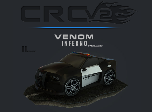 3DOcean CRCPV2-11p Cartoon Race Car Pack V2 11p 11091453