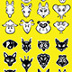 Animals Vector - GraphicRiver Item for Sale