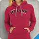 Ladies Hoodie Mockup - GraphicRiver Item for Sale