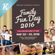 Alternative Family Fun Day Flyers vol.03 - GraphicRiver Item for Sale