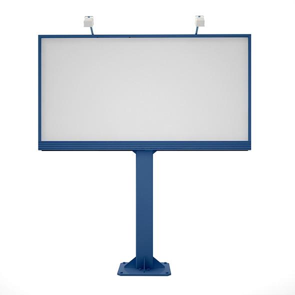 3DOcean Billboard Advertising 11094362