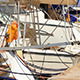 Luxury Boats and Yachts in the Port City - VideoHive Item for Sale
