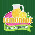 Lemonade sticker or label - PhotoDune Item for Sale