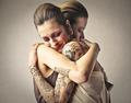 Tender hug - PhotoDune Item for Sale