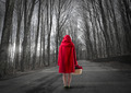 Red riding hood - PhotoDune Item for Sale