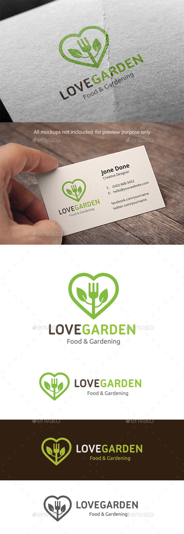 GraphicRiver Love Garden 11094933