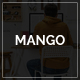 Mango - Multipurpose Portfolio & Business WP Theme