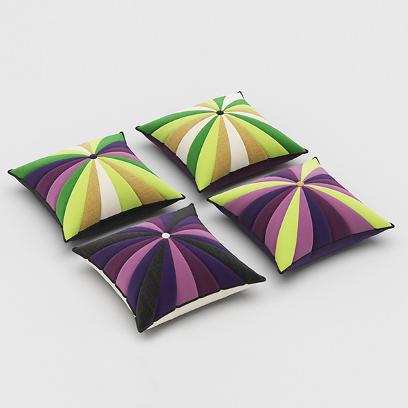 3DOcean Pillows 64 11095460