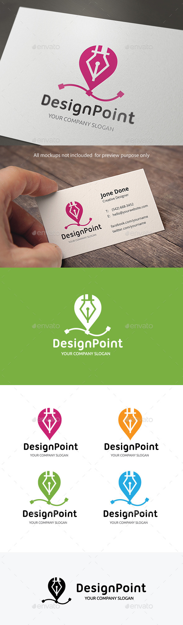 GraphicRiver Design Point 11095760