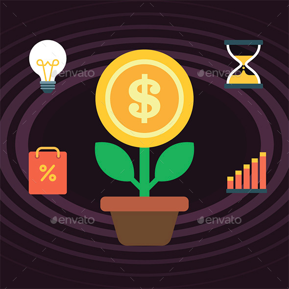 GraphicRiver Grow Bussines 11095761