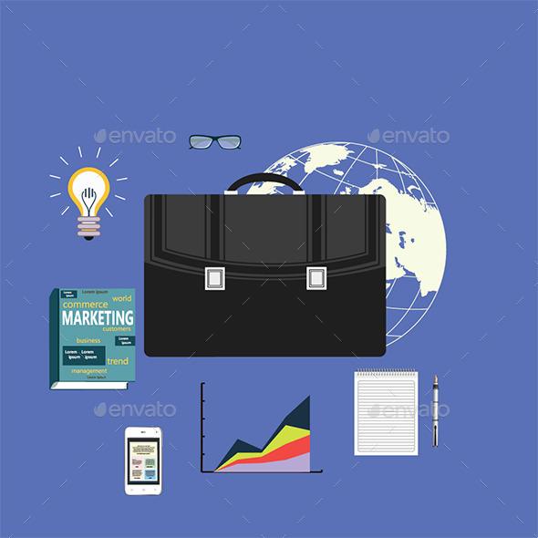 GraphicRiver Marketing Research 11095782