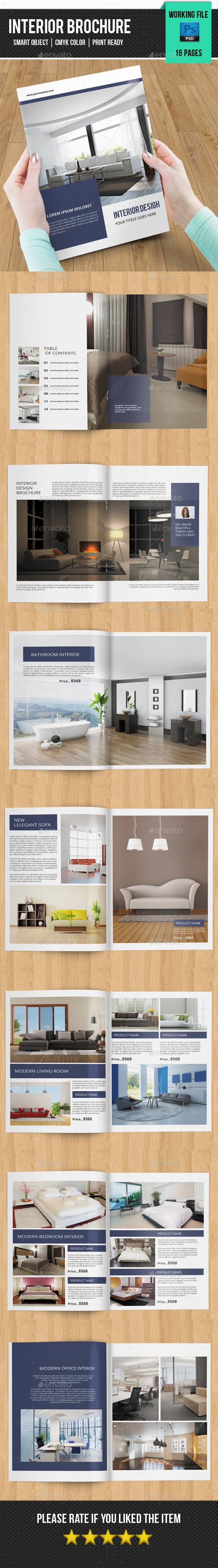 GraphicRiver Interior Brochure Template-V236 11096259