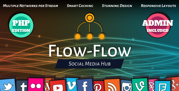 CodeCanyon Flow-Flow Social Streams PHP Script 11096958