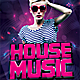 House Music Flyer/Poster - GraphicRiver Item for Sale
