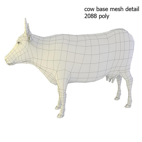 3DOcean cow 11097413