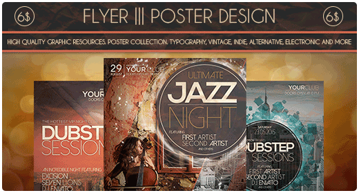 Flyer   poster