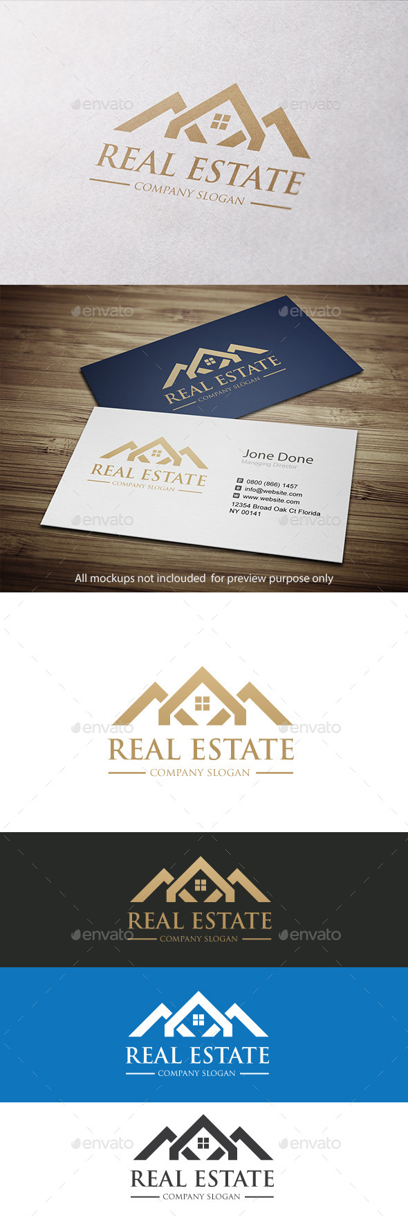 GraphicRiver Real Estate 11097915
