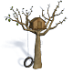 Tree House Model - 3DOcean Item for Sale