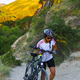 Bike And Mountain Road - VideoHive Item for Sale