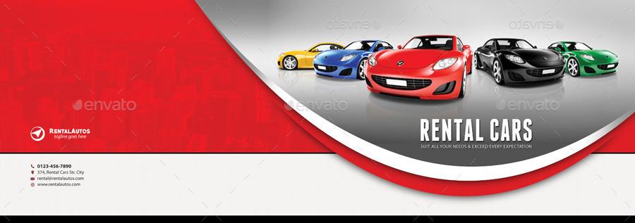 Rent A Car Brochure Catalogue by rapidgraf | GraphicRiver