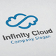 Infinity Cloud Logo - GraphicRiver Item for Sale
