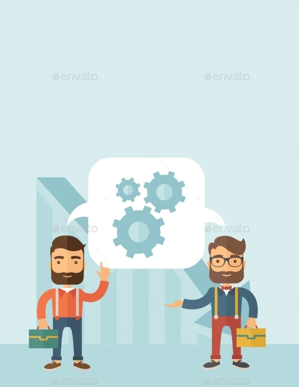 GraphicRiver Thinking a New Beginning 11100864