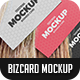 Business Card Mock-Up V.2 - GraphicRiver Item for Sale