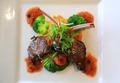 Venison Rack Dish Top View - PhotoDune Item for Sale