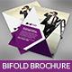 Multipurpose Bifold brochure. - GraphicRiver Item for Sale