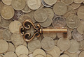 coins background - PhotoDune Item for Sale