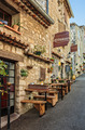 Street cafe in the old town Provence - PhotoDune Item for Sale