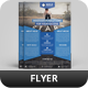 Corporate Flyer Template Vol 50 - GraphicRiver Item for Sale