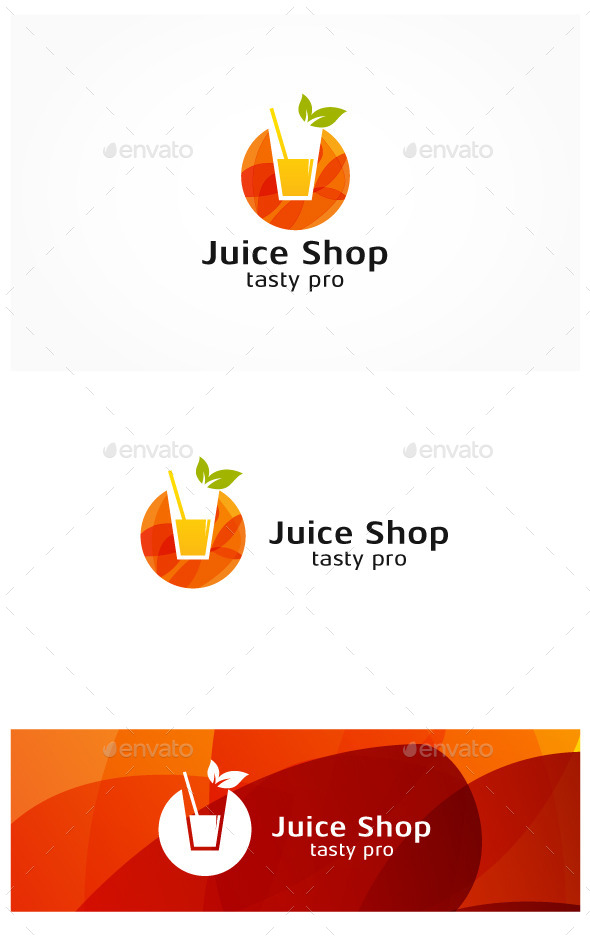 GraphicRiver Juice Shop 11103218
