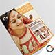 Beauty Parlor Bi-fold Brochure - GraphicRiver Item for Sale