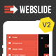 Web Slide - App Style Responsive Megamenu - CodeCanyon Item for Sale