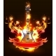 Burning Guitar  - GraphicRiver Item for Sale