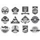 Aviation Badges - GraphicRiver Item for Sale