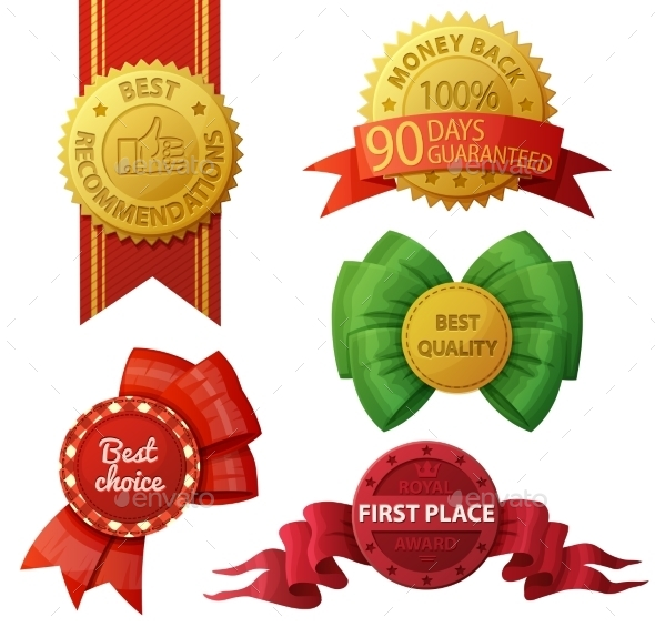 GraphicRiver Badges and Labels 11104742