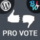 BWL Pro Voting Manager - CodeCanyon Item for Sale