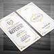 Senorita Elegant Business Card - GraphicRiver Item for Sale