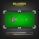 Billiard Game - GraphicRiver Item for Sale