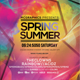 Spring Summer Flyer Template - GraphicRiver Item for Sale