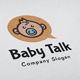 Baby Talk Logo - GraphicRiver Item for Sale