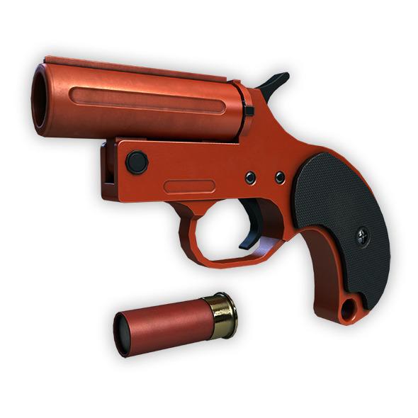 3DOcean Flare Gun 11106614