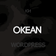 Okean - Multipurpose, Minimal, Multiscroll Blog/Portfolio Theme - ThemeForest Item for Sale