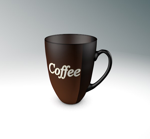 3DOcean Coffee Mug 11107198