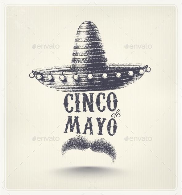 GraphicRiver Cinco De Mayo 11107621