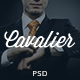 Cavalier - E-Commerce and Blog PSD Theme